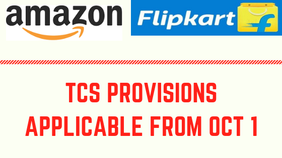 E-commerce operators to deduct TCS before paying sellers from Oct 1